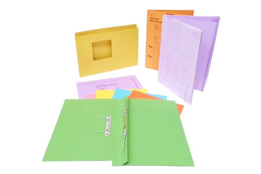 Sample Selection of HR Files. Call 028 3832 6718 to discuss.