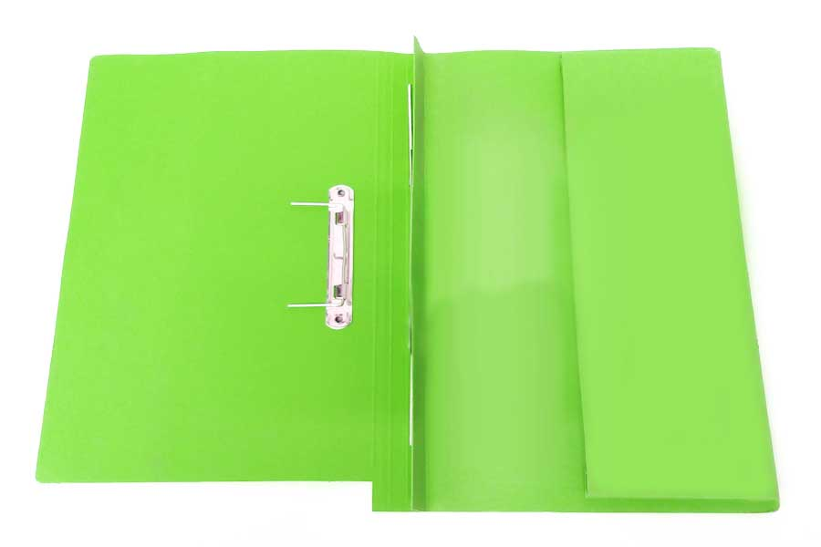 HR Files can come with Gusset pockets to match your specifications for filing documents.