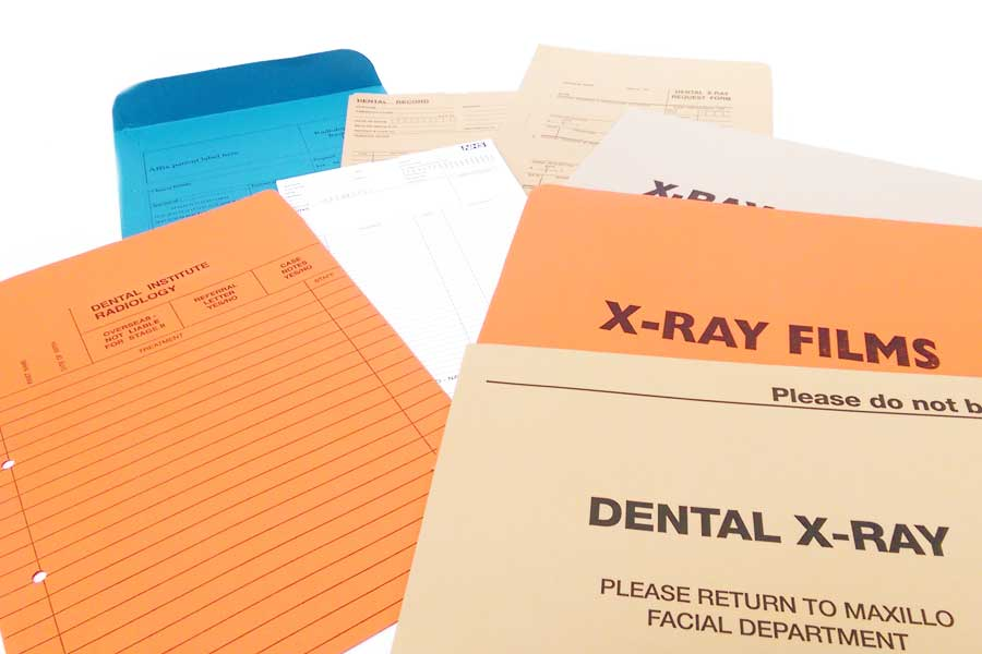 Dental Envelopes