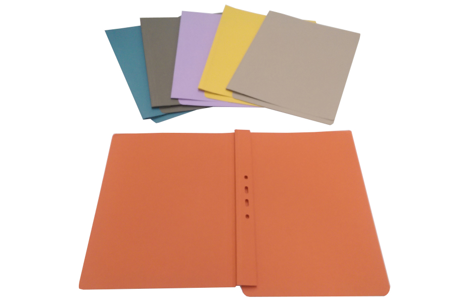 Collection of File Covers in various Coloured Boards available for quick despatch from ESL.